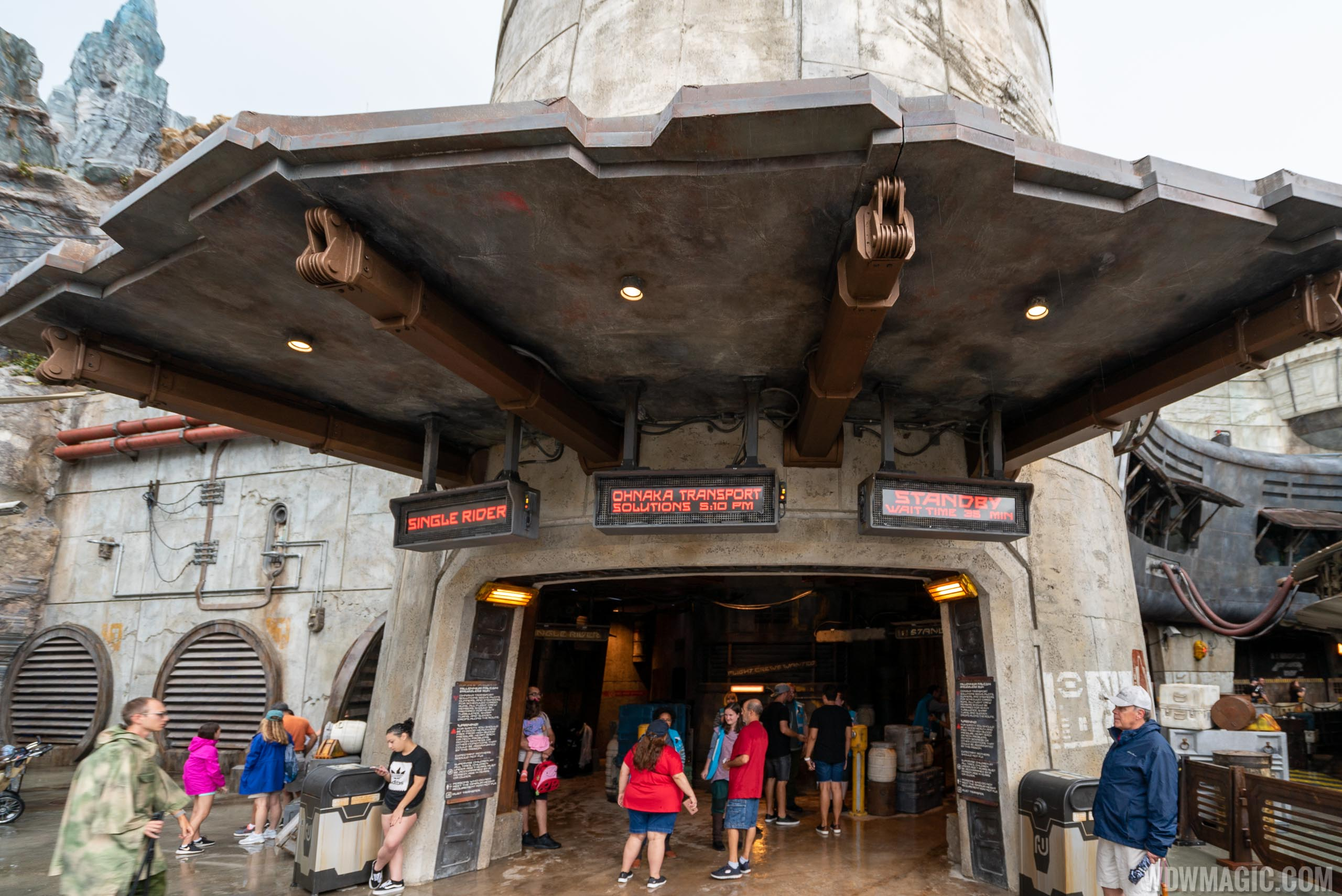 Millennium Falcon Smugglers Run at Disney's Hollywood Studios