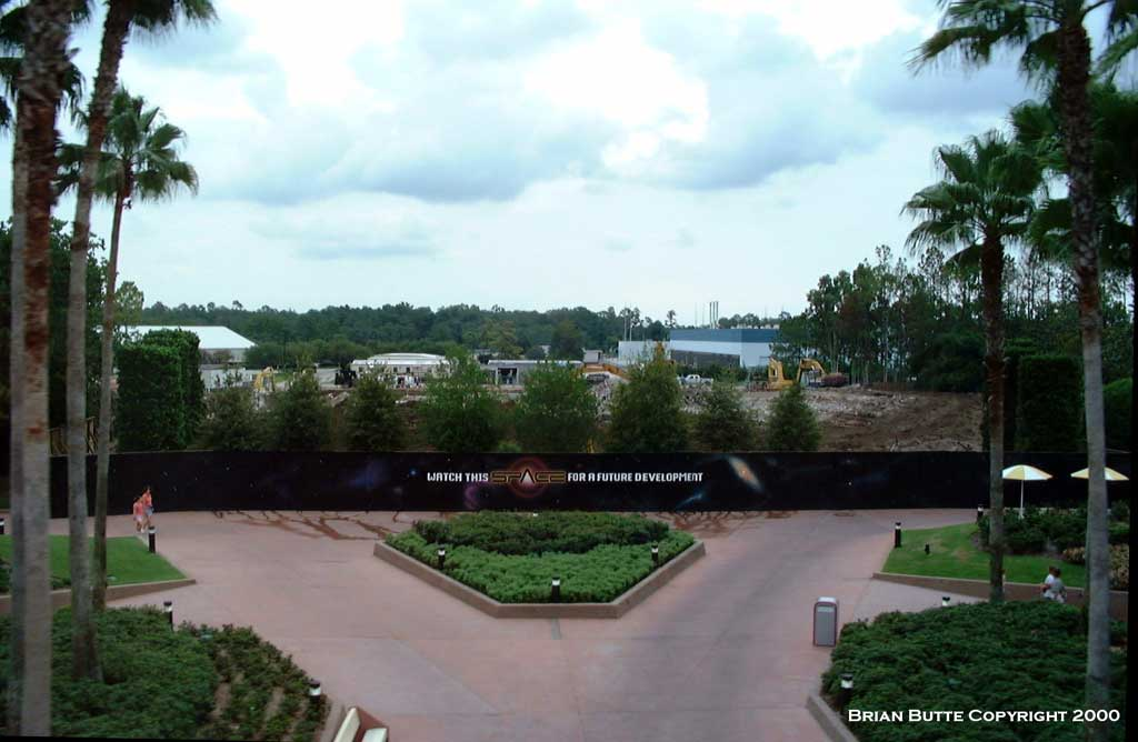 Ground clearing for Mission: SPACE complete