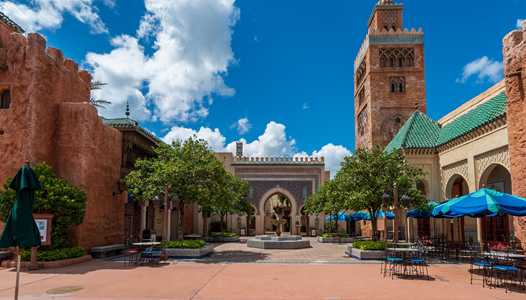 Disney to take over operations of the Morocco Pavilion at EPCOT