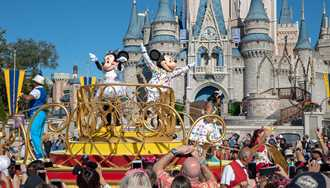 VIDEO - Move It! Shake It! MousekeDance It! Street Party debuts at the Magic Kingdom
