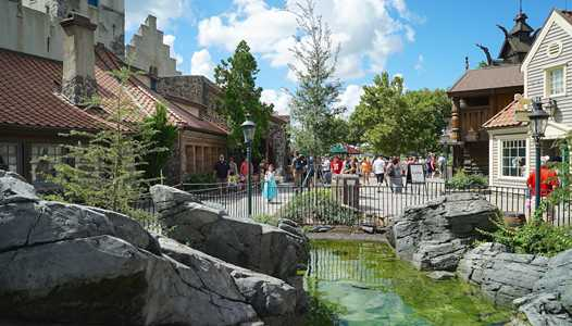 Disney files paperwork for addition of new meet and greet building for the Norway Pavilion at Epcot
