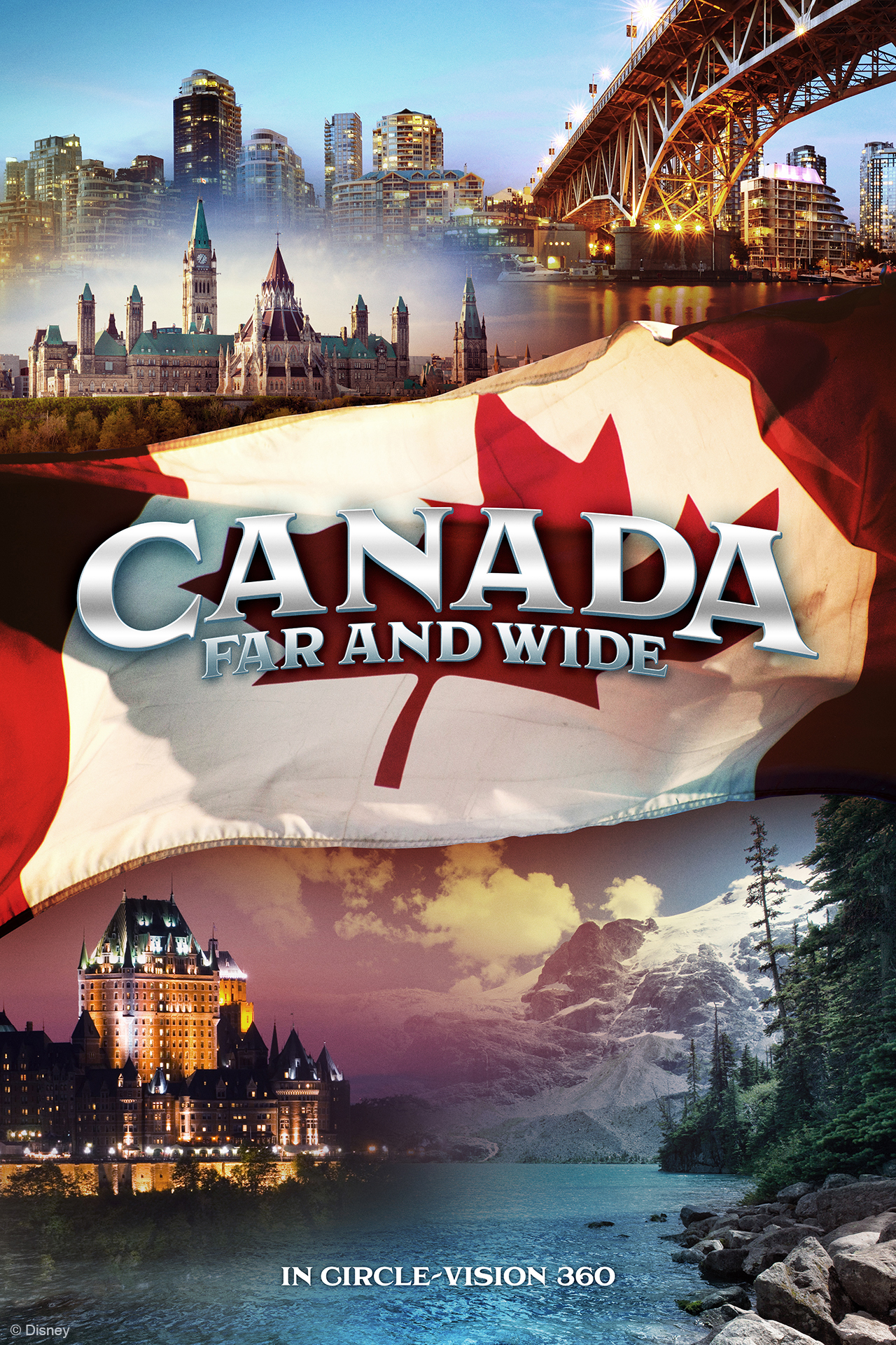 Canada Far and Wide poster