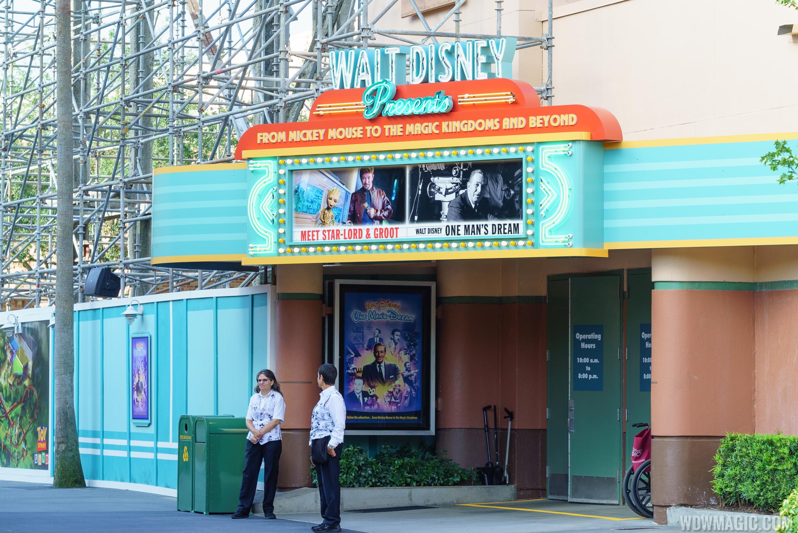 Walt Disney Presents News