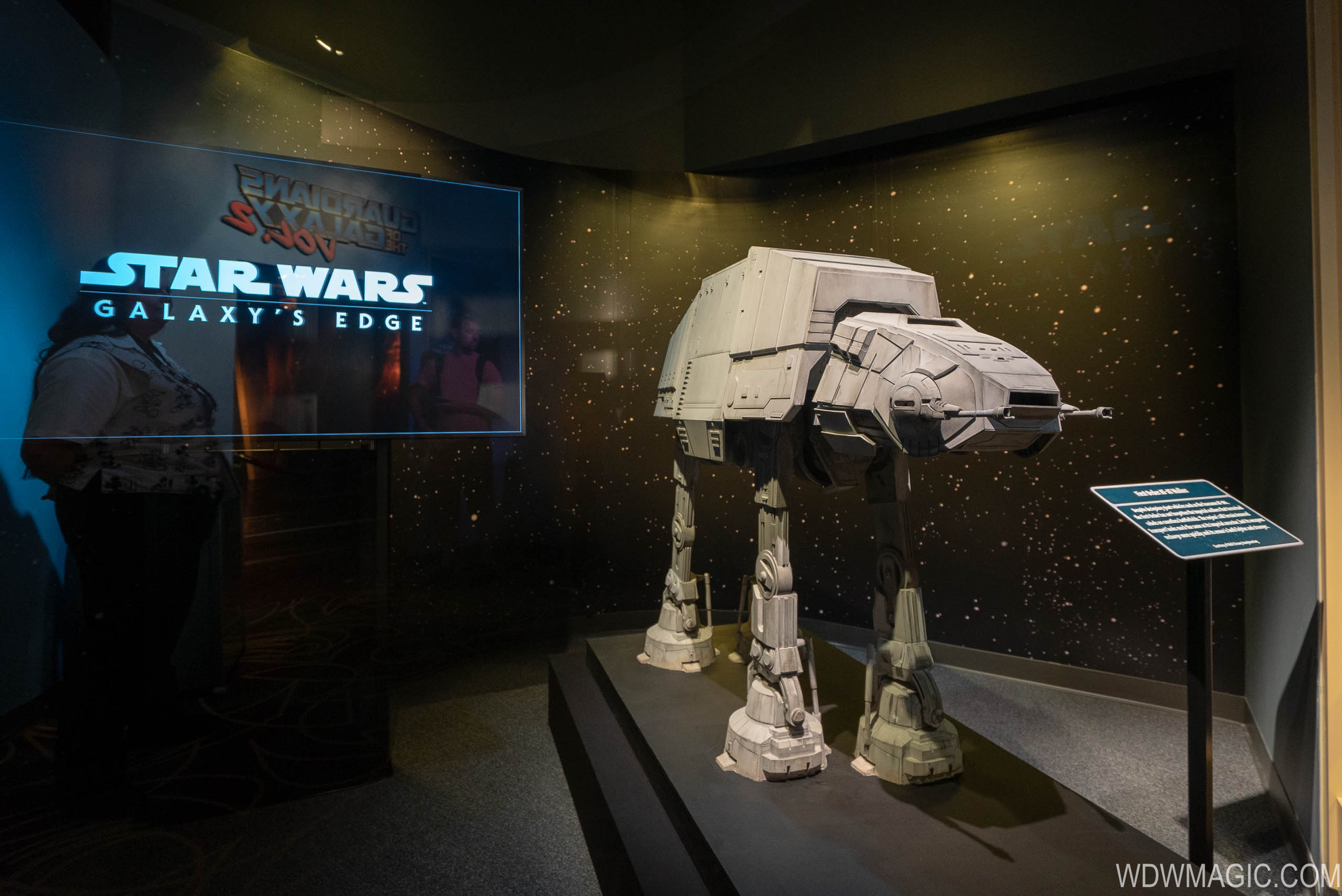 Star Wars Galaxy's Edge model updates