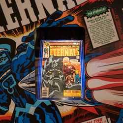 Walt Disney Presents - Jack Kirby's Cosmic Series Experience