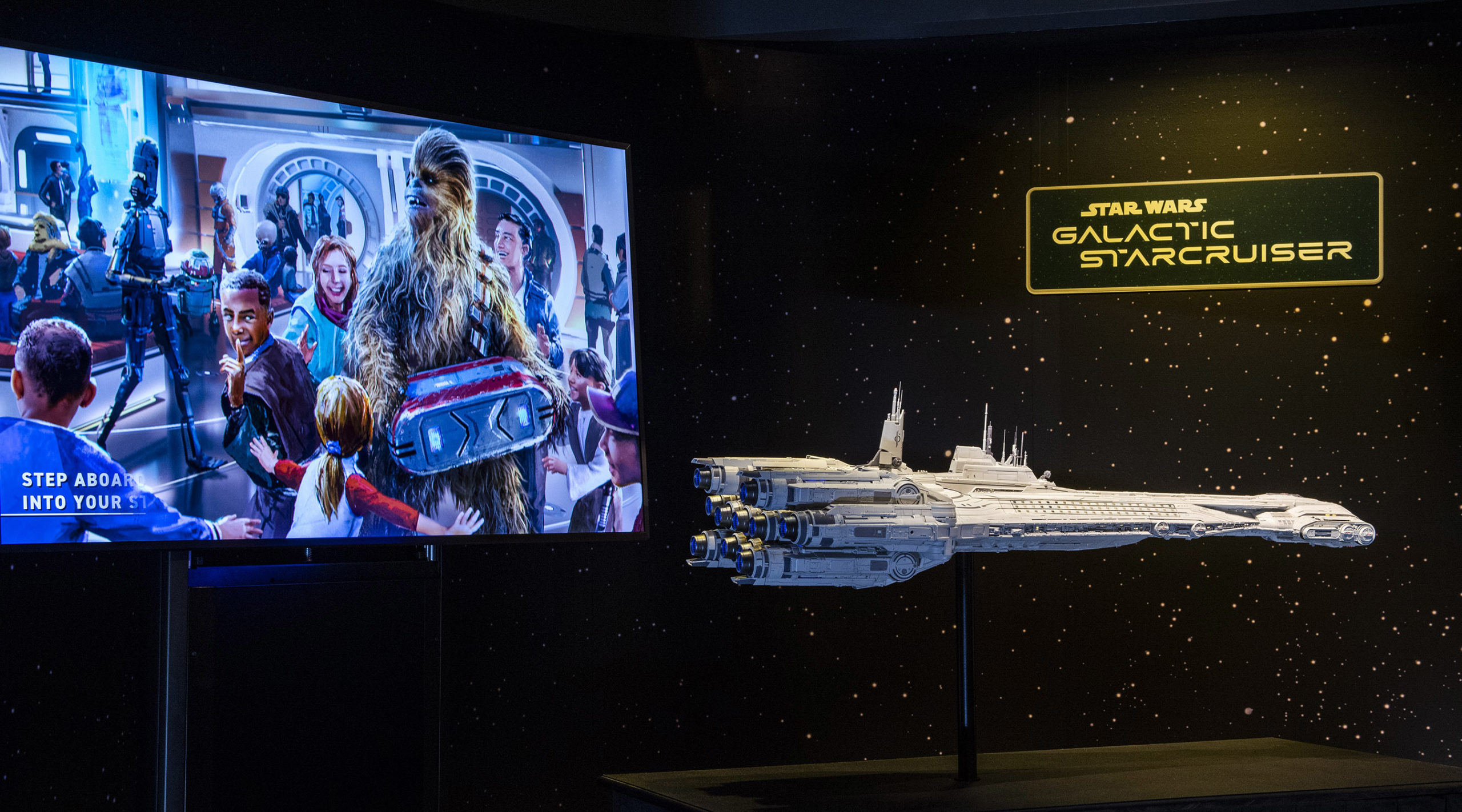 Star Wars Galactic Starcruiser at Walt Disney Presents
