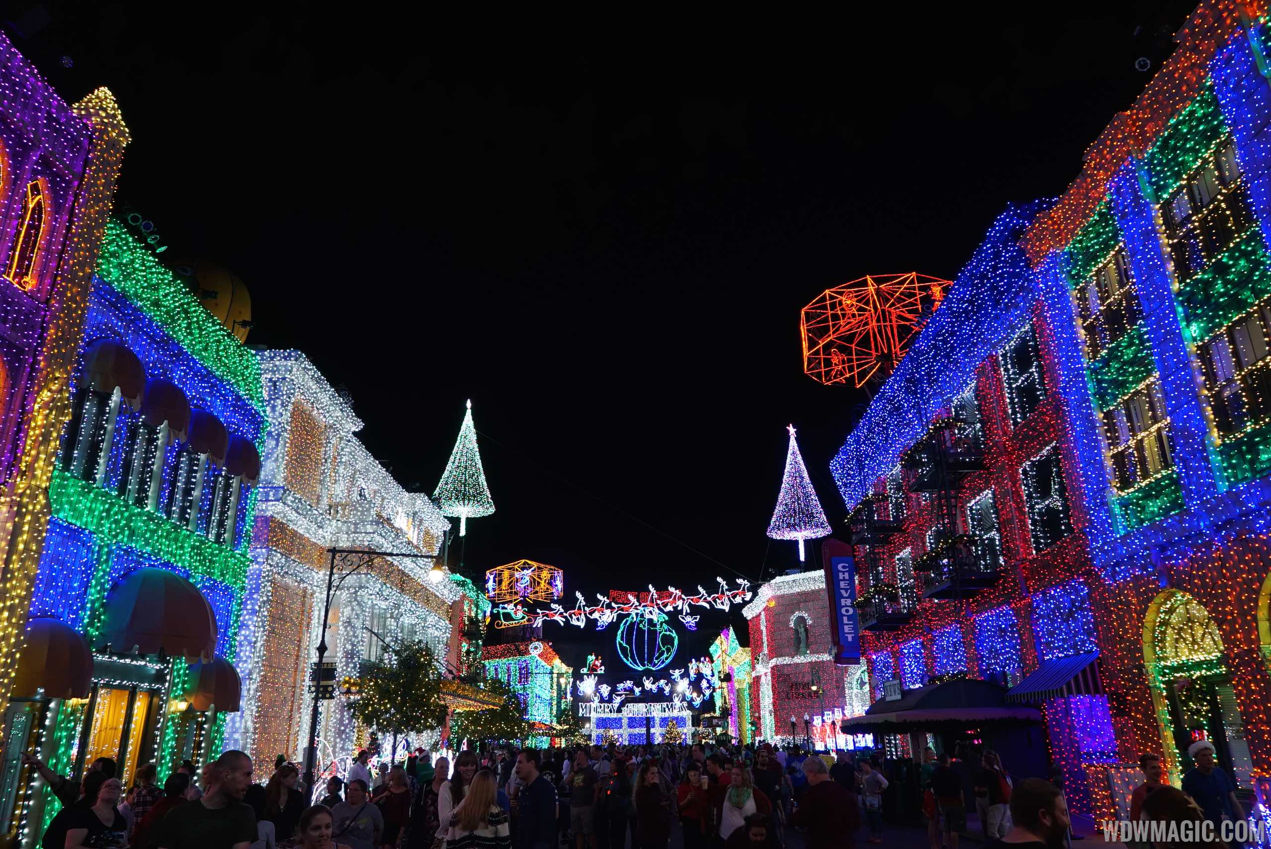 Osborne Family Spectacle of Dancing Lights 2014