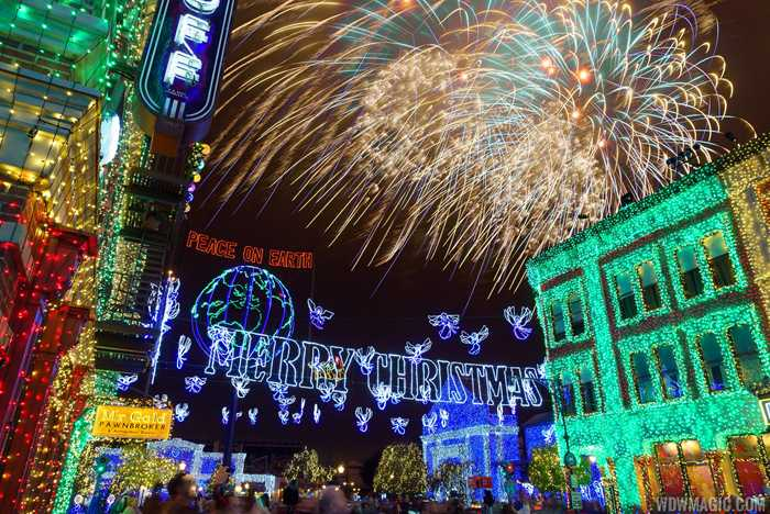 Osborne Family Spectacle of Dancing Lights 2015