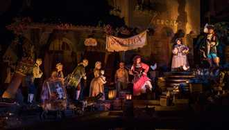 PHOTOS - First look at the new auction scene at Pirates of the Caribbean