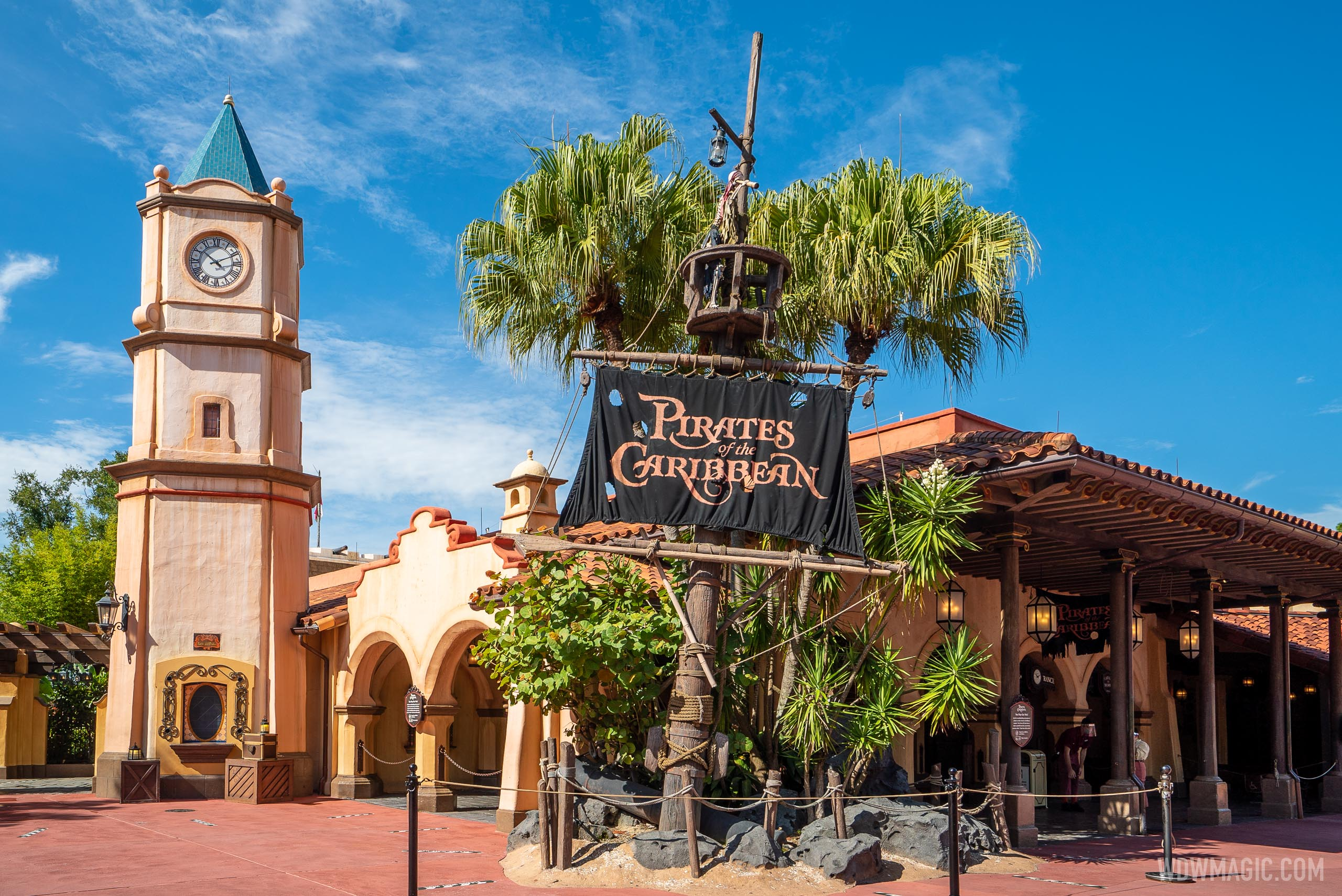Pirates of the Caribbean overview