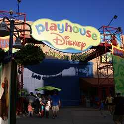 Playhouse Disney Live on Stage reopens