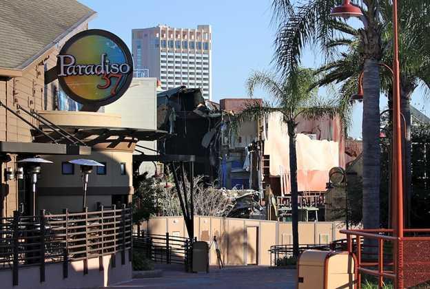 Motion demolition
