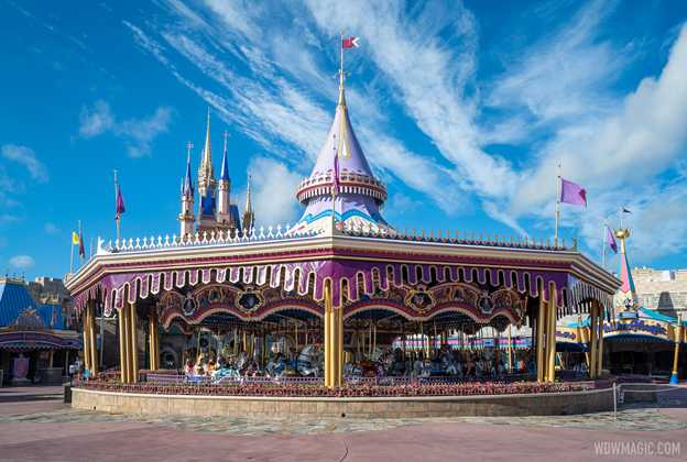 Prince Charming Regal Carrousel overview