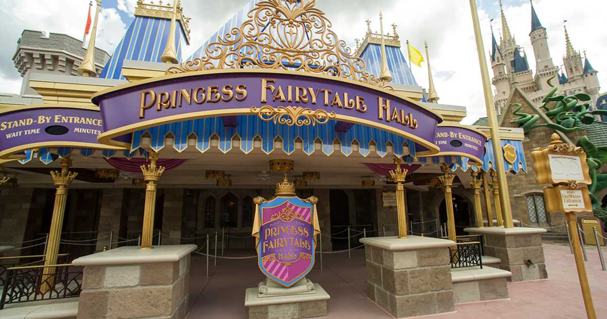 Princess Fairytale Hall Refurbishments