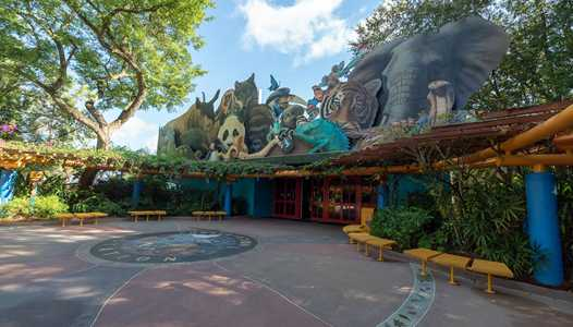 Rafiki's Planet Watch reopens this summer at Disney's Animal  Kingdom