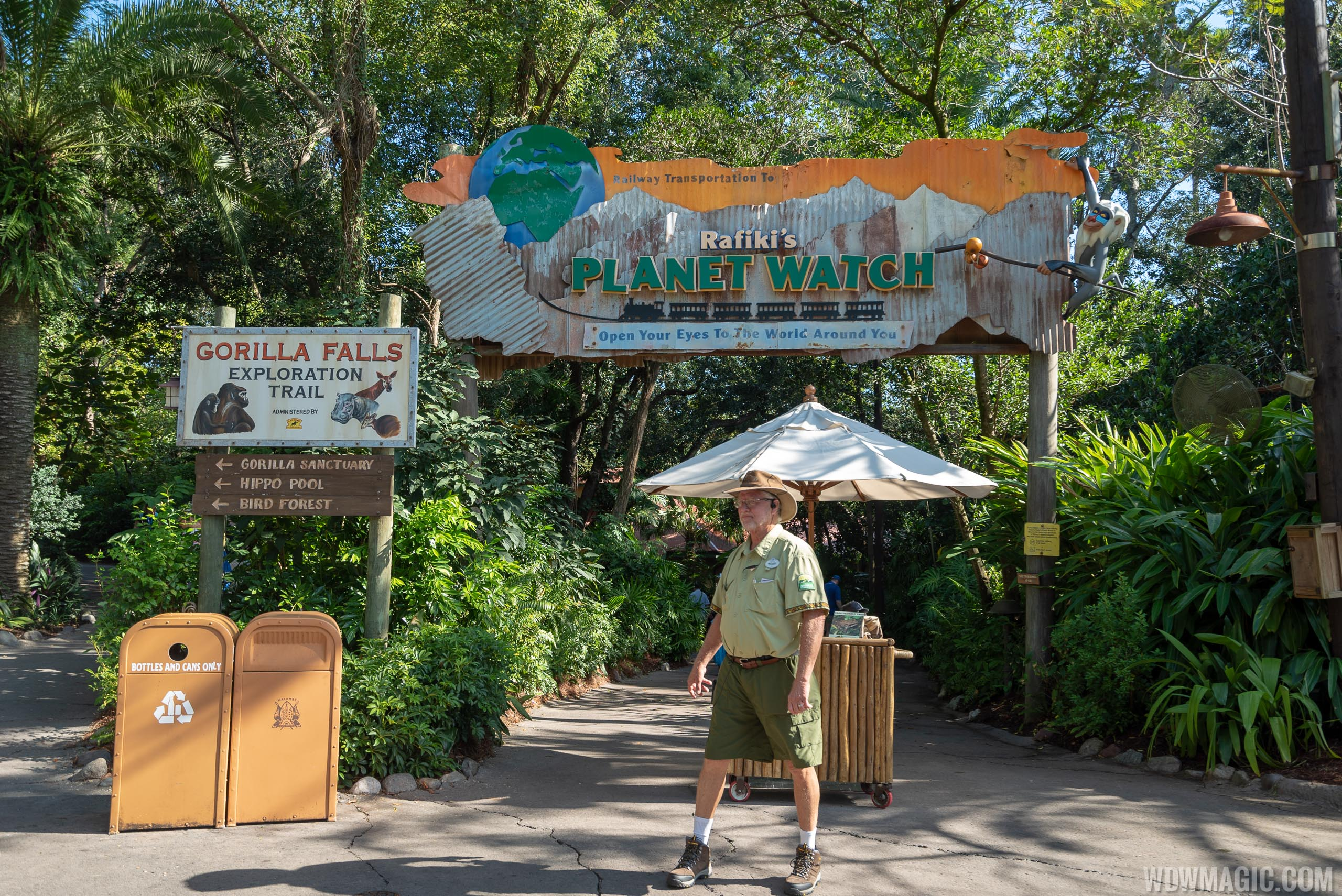 Rafiki's Planet Watch overview