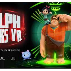 Ralph Breaks VR overview