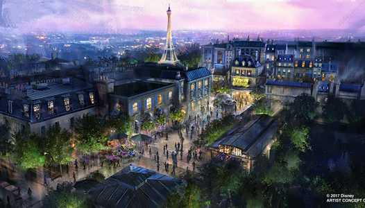 VIDEO - Disney begins promoting the upcoming Remy's Ratatouille Adventure with segment on ABC