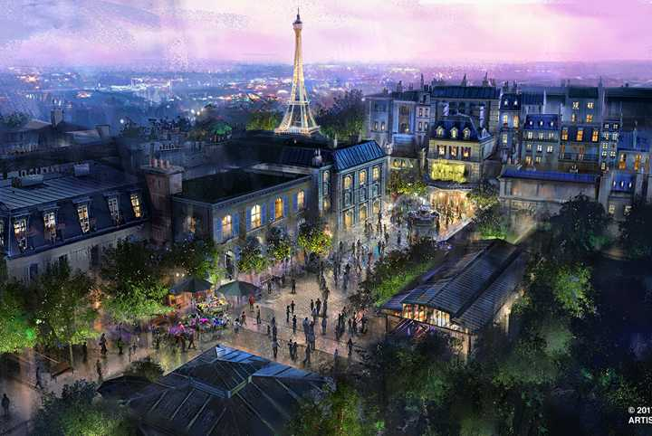 Remy's Ratatouille Adventure gets a summer 2020 opening alongside other France Pavilion additions