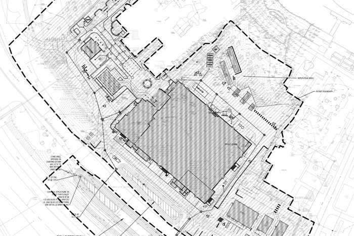 Ratatouille at Epcot's France Pavilion plans
