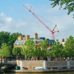 Ratatouille vertical construction - April 2018