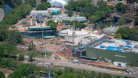 PHOTOS - Latest look at Remy's Ratatouille Adventure