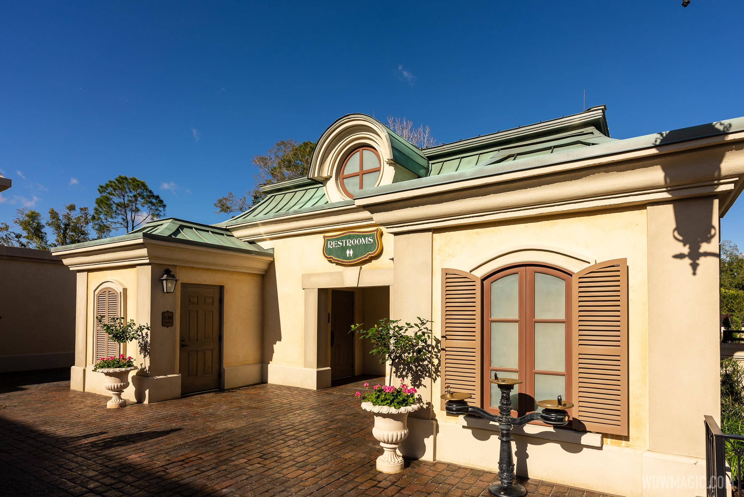 First phase of the France pavilion expansion opens to guests