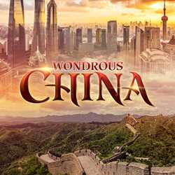 Wondrous China poster