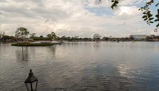 PHOTOS - Work continues in the World Showcase Lagoon for new Epcot nighttime spectaculars