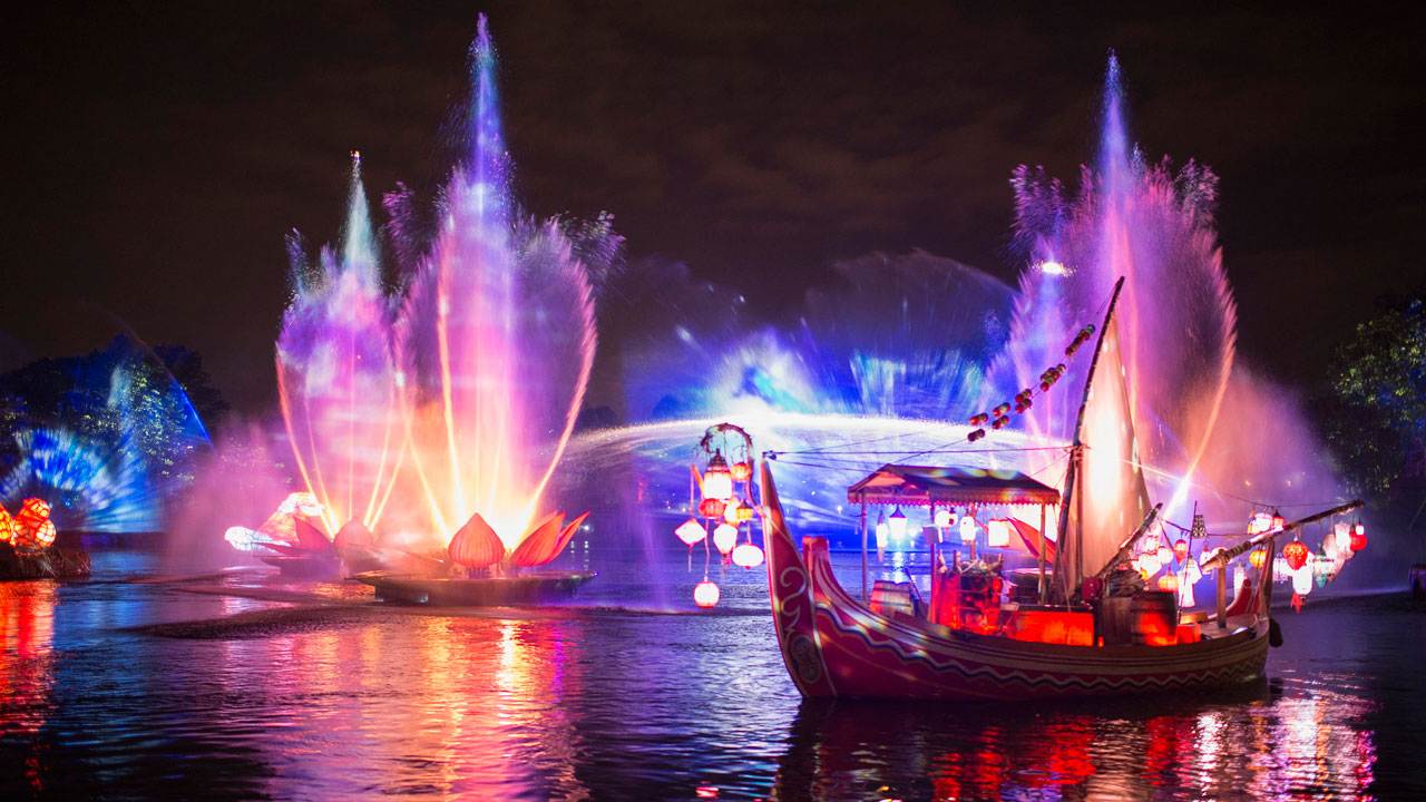 Rivers of Light promotional image. Copyright Walt Disney Co.