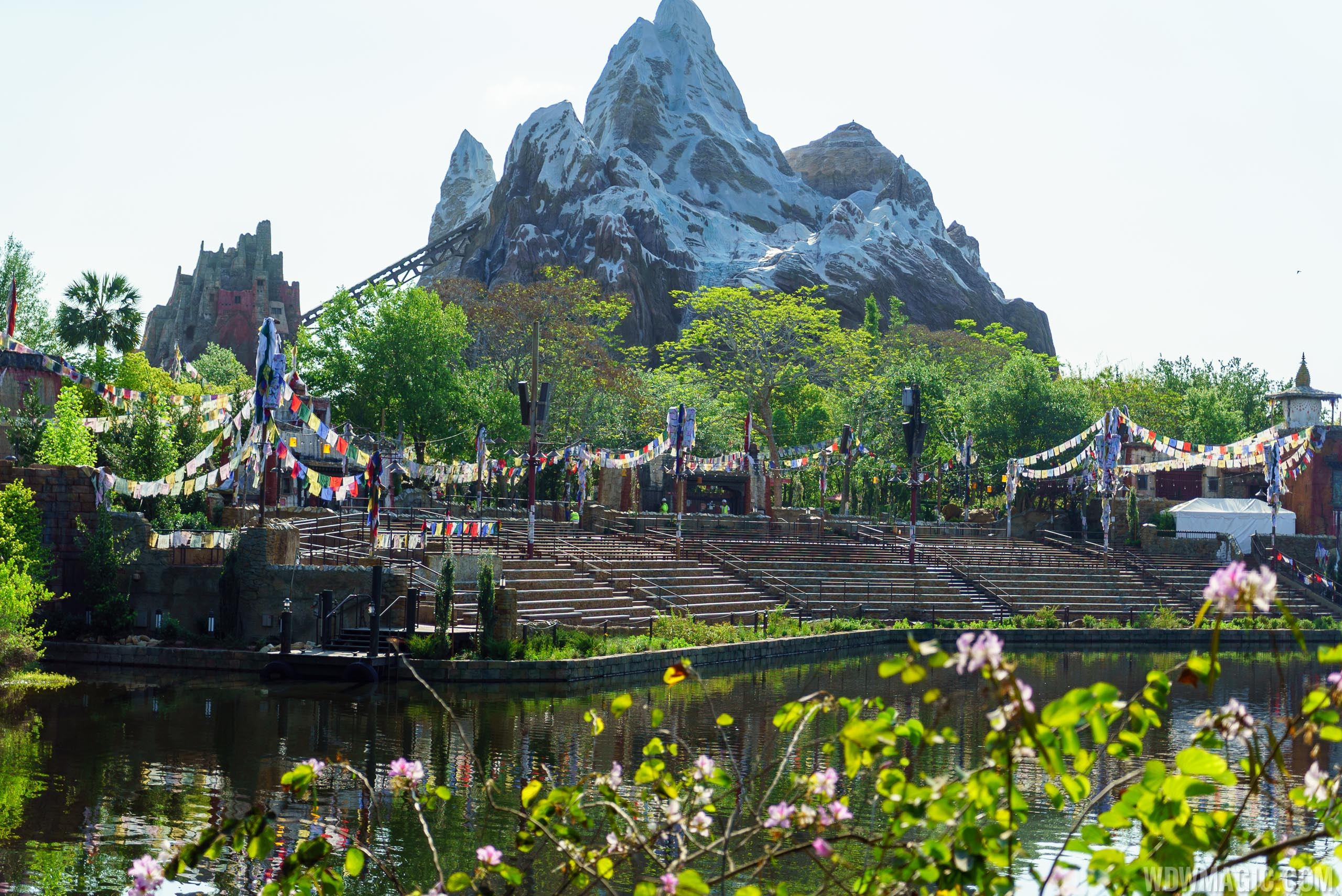 Rivers of Light Asia seating