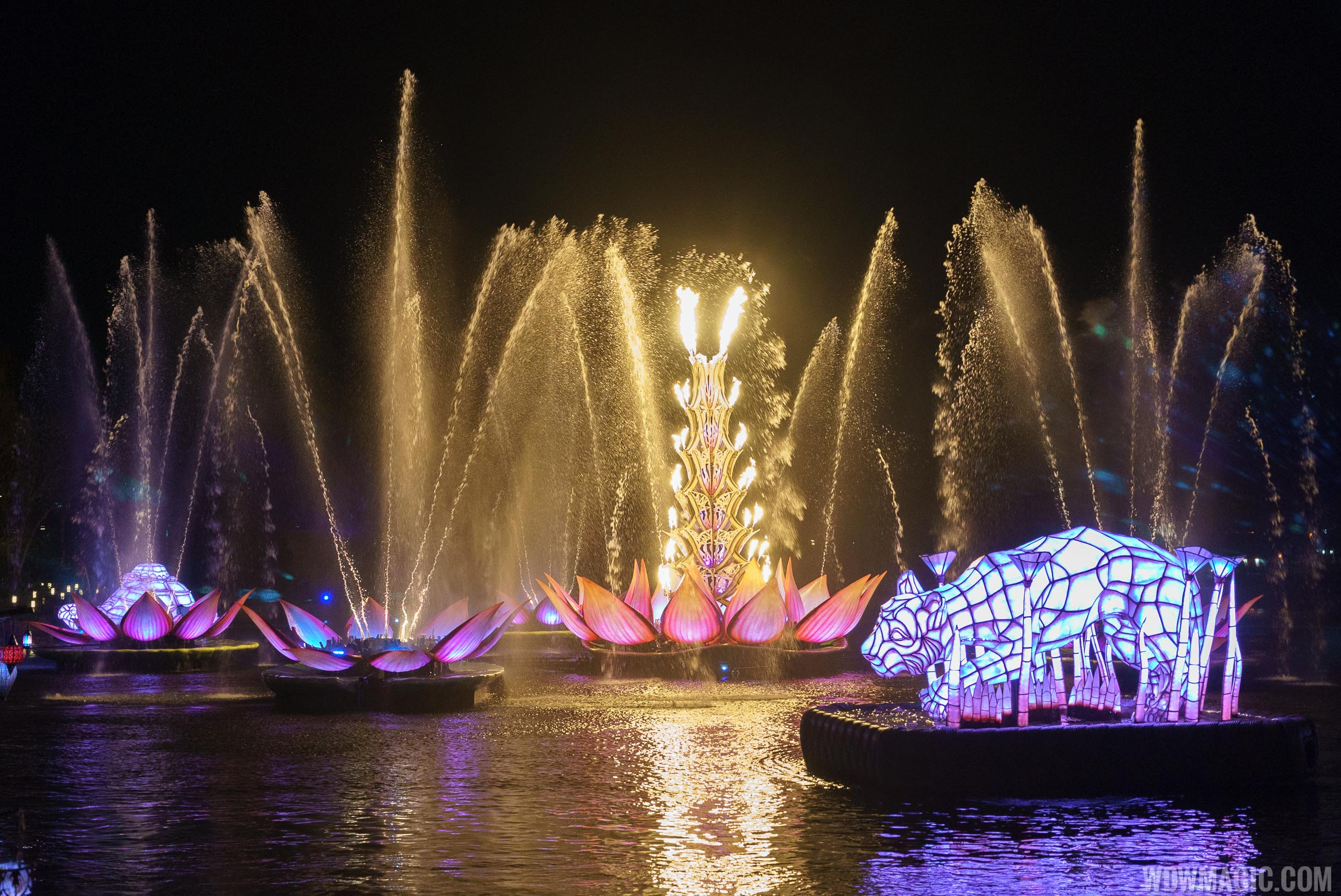 Rivers Of Light News - Rivers of