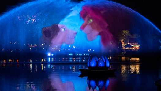 VIDEO - Updated version of Rivers of Light begins this weekend at Disney's Animal Kingdom