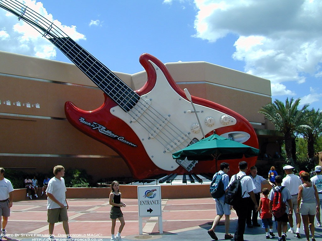 Rock n Roller Coaster soft openings