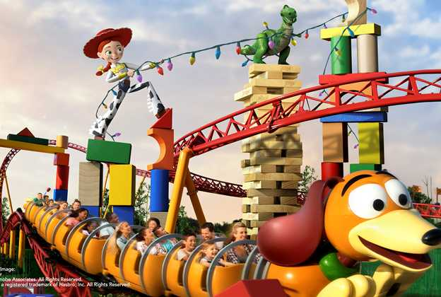 Slinky Dog Dash overview