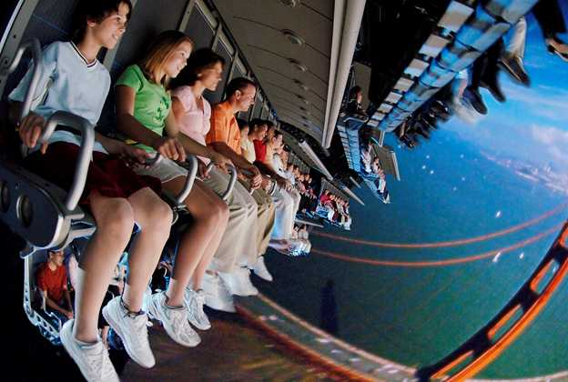 Soarin' overview