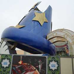 Sorcerer Mickey Hat icon demolition