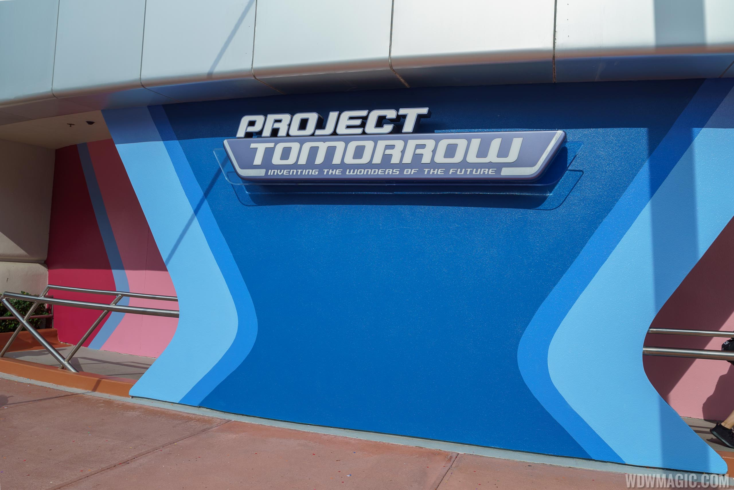 Siemens removed from the Project Tomorrow sign