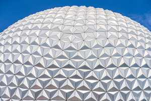 More than 75 'Points of Light' now in position on Spaceship Earth as high reach lift arrives