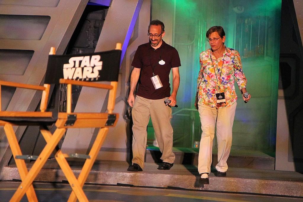 Disney Parks Blog Star Tours meet up