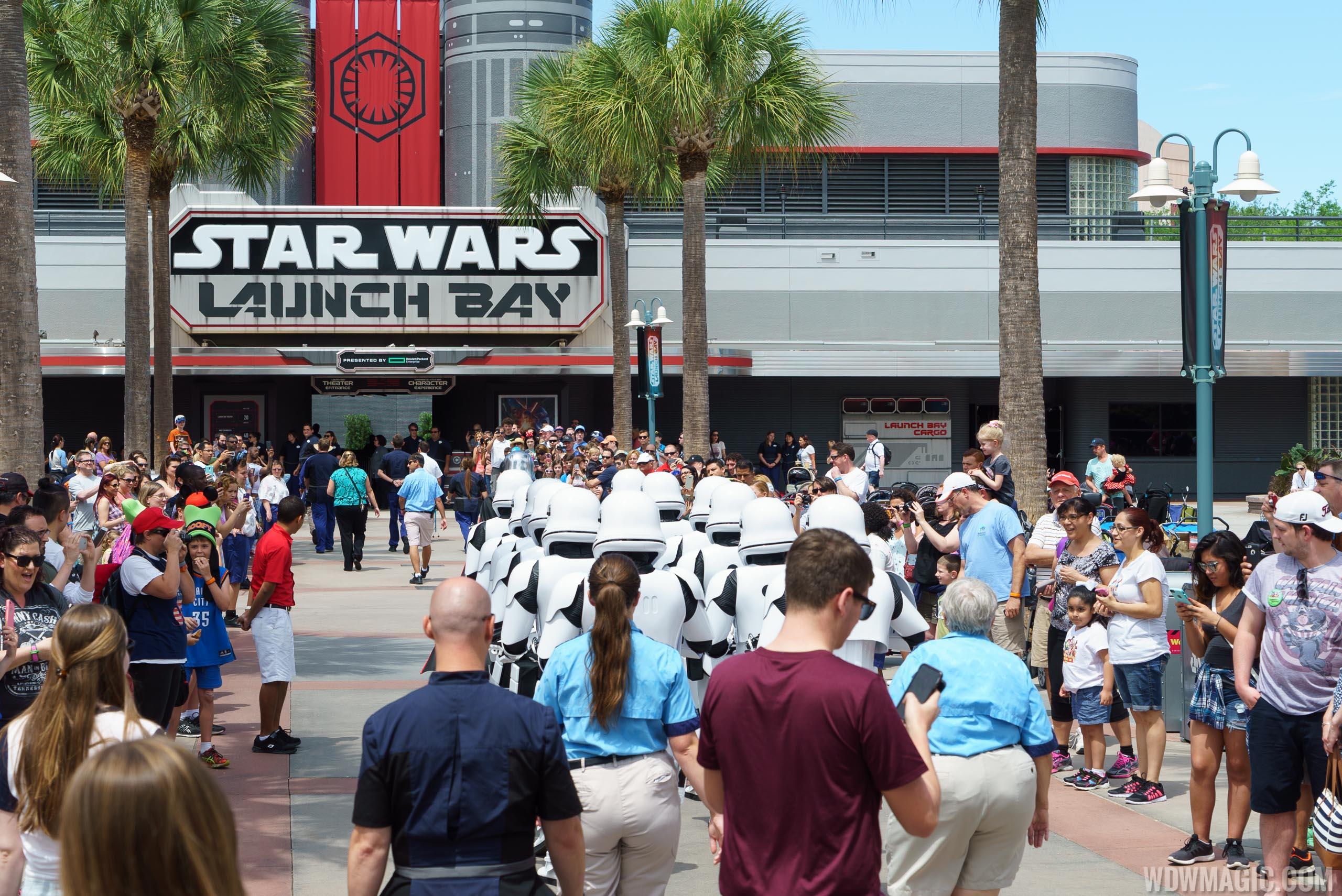 Star Wars Captain Phasma Stormtrooper March