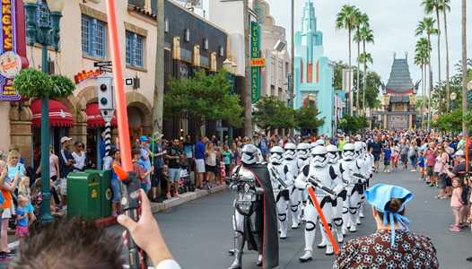 March of the First Order coming to an end at Disney's Hollywood Studios?