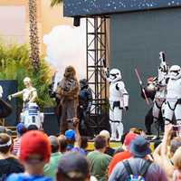 Star Wars A Galaxy Far, Far Away