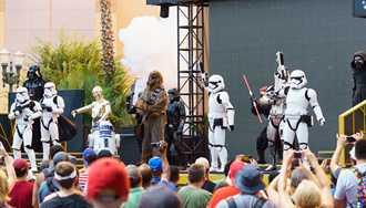 'Star Wars A Galaxy Far, Far Away' stage show closing for several weeks