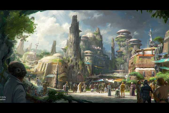 Star Wars Galaxy's Edge virtual queue at Disneyland gives hint of how Disney will handle crowds at Disney's Hollywood Studios