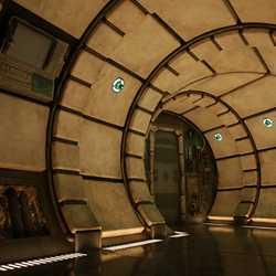 Star Wars Galaxy's Edge progress photos