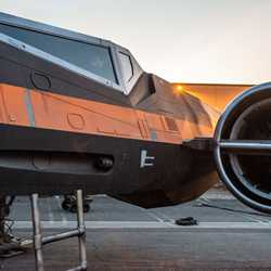 X-wing Starfighter Under Development for Star Wars Galaxy's Edge