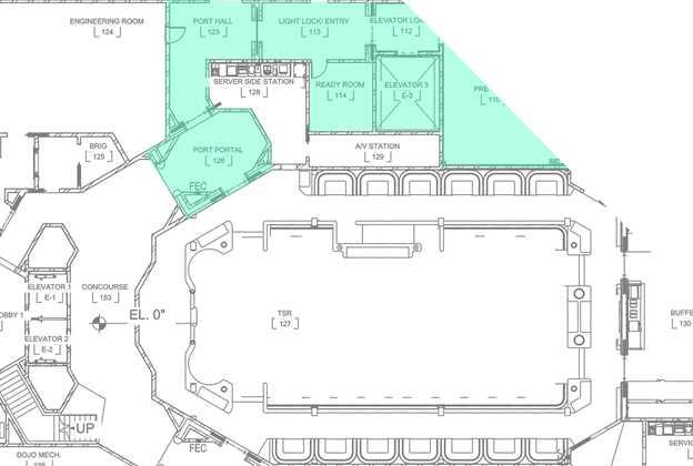 Star Wars hotel plans