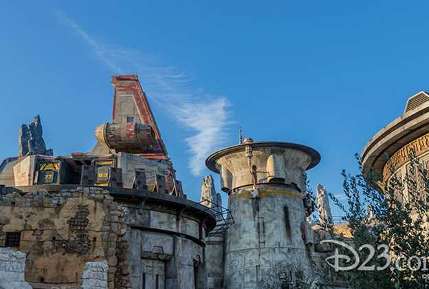 Star Wars Galaxy's Edge sneak peek February 2019