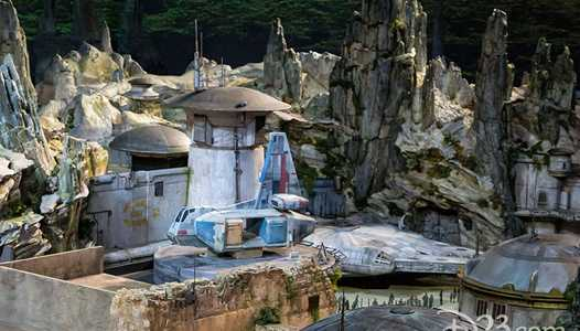 Disney to open Star Wars Galaxy's Edge rides in two phases at Disney's Hollywood Studios